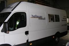 Montage LKW bis 7,5 Tonnen, Marke: Iveco