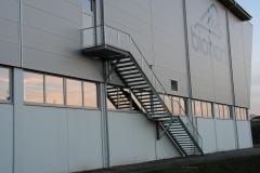 Treppe Biohort